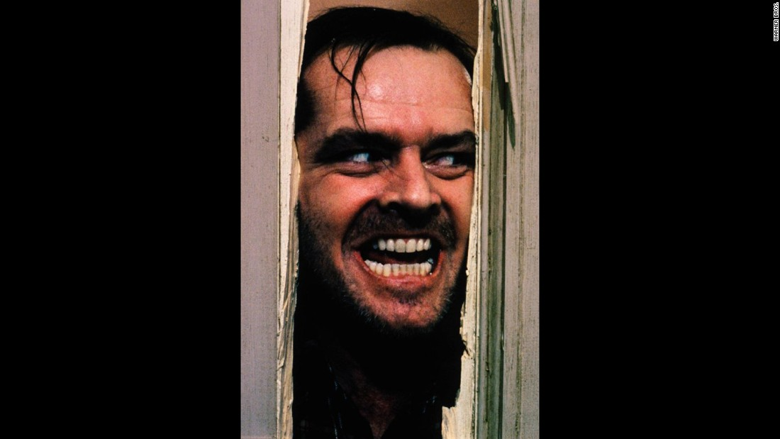 "<strong>""The Shining"" (1980)</strong>: Jack Nicholson scared the mess out of us in this film based on the Stephen King novel. Watching his character slowly become unhinged while wintering in an isolated location is creepy. <strong>(Netflix) </strong>"