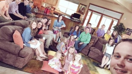 Reality star Josh Duggar: 'I acted inexcusably'