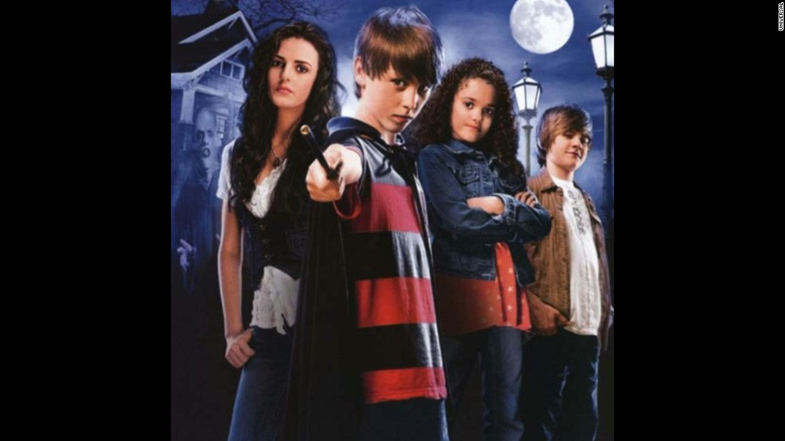 "<strong>""R.L. Stine's Mostly Ghostly"" (2008): </strong>After discovering a pair of young ghosts, a boy agrees to help the sibling spirits solve the mystery surrounding their deaths. <strong>(Netflix) </strong><br />"