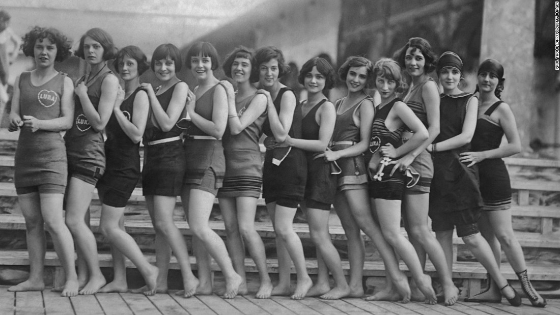 f64f47116e7cd From dresses to bikinis: 100 years of swimwear - CNN Style