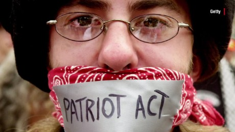 The Patriot Act explained