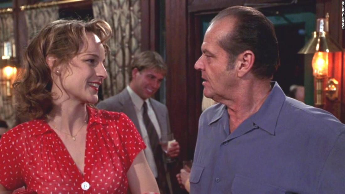 "Hollywood has long paired aging male stars with much younger female love interests. Take Jack Nicholson, who was 60 when he romanced Helen Hunt, 34, in 1997's ""As Good As it Gets."" Here's a look at some other big movie age gaps."