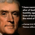 Memorial Day- Jefferson quote