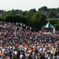 Wimbledon crowds Murray Mount tennis