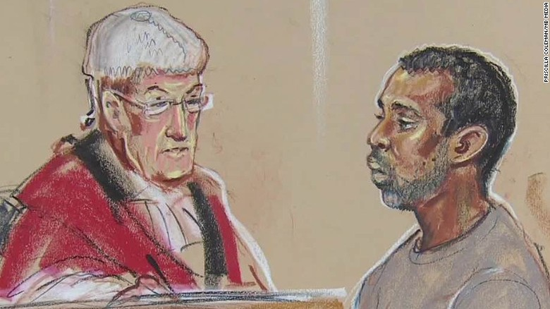Bomb-maker gets life sentence for U.S. soldier's death