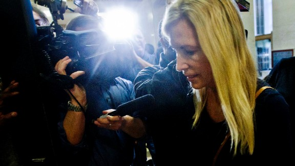 Beth Holloway, mother of Natalee, met with van der Sloot in prison in 2010. The case remains unsolved.