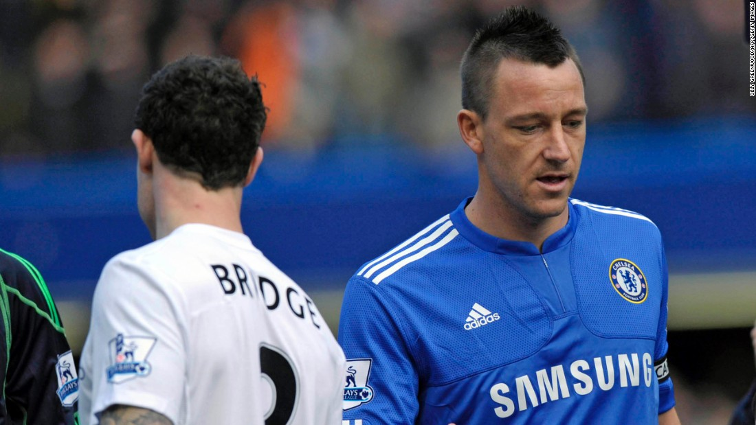 "In 2010, when England captain John Terry, who is married, was reported to have been involved with the partner of his former Chelsea teammate Wayne Bridge, Blatter responded:  ""If this had happened in, let's say, Latin countries then I think he would have been applauded."""