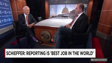 RS CBS News Legend Bob Schieffer interview_00014828