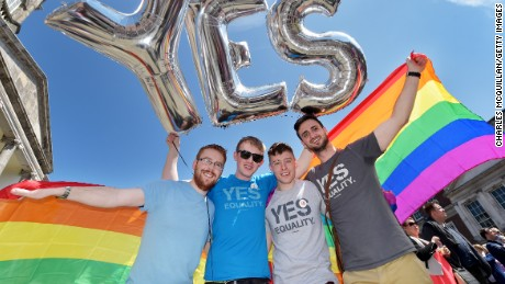 ireland same sex marriage vote