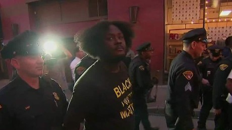 Outrage after acquittal of Cleveland police officer