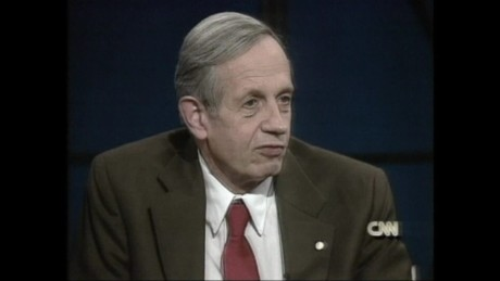 1994: John Nash talks about the future of mankind