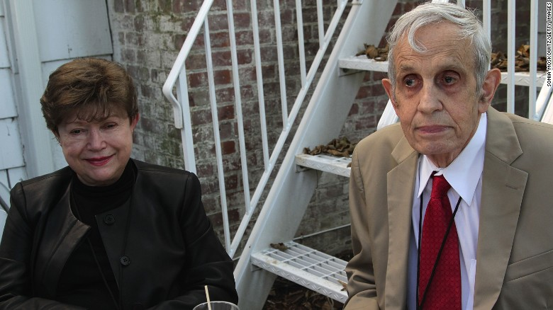 john and alicia nash