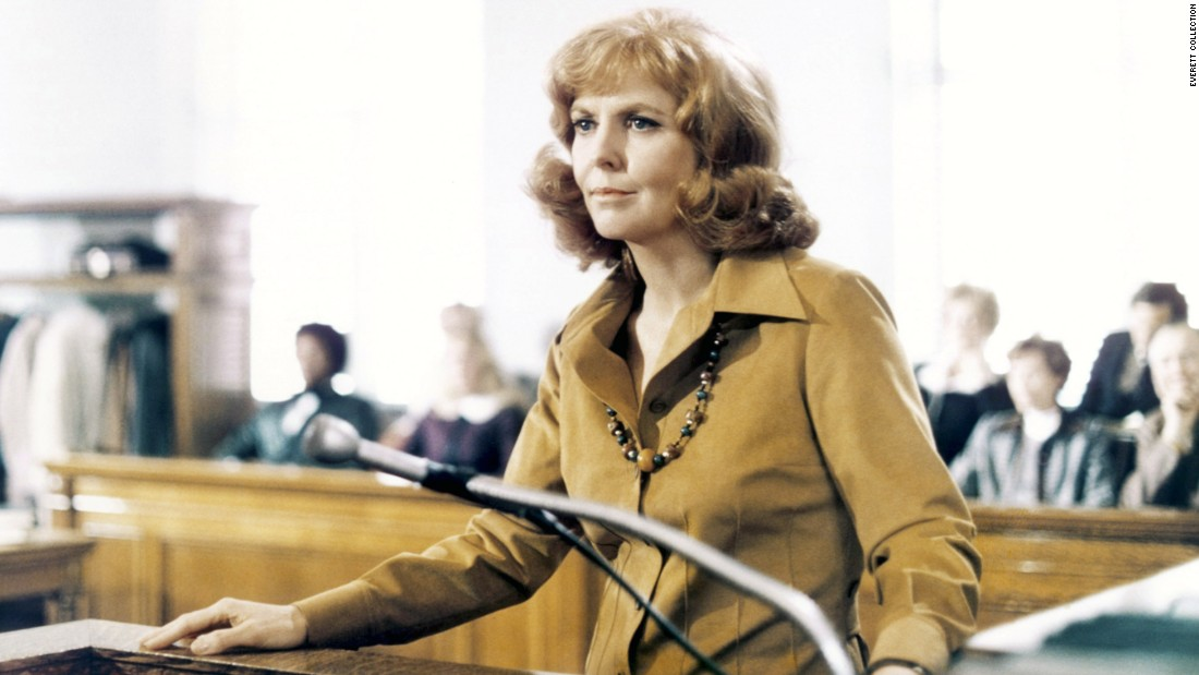 "Meara played the title character in the 1975 television series ""Kate McShane."""