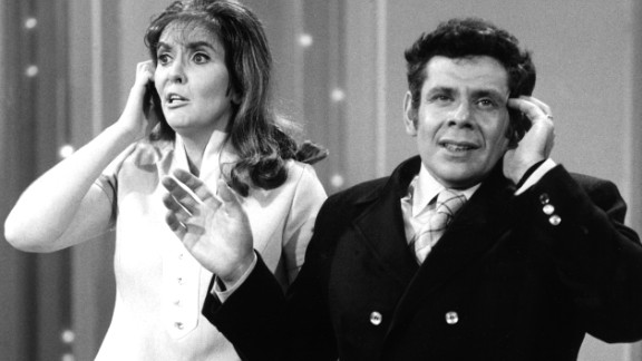 "Comedy great Anne Meara, one half of the comedy team ""Stiller & Meara,"" died at 85 on Saturday, May 23, her family said. Meara and husband, Jerry Stiller, were regulars on ""The Ed Sullivan Show."" Click through the gallery to see more from the comedian's long career:"