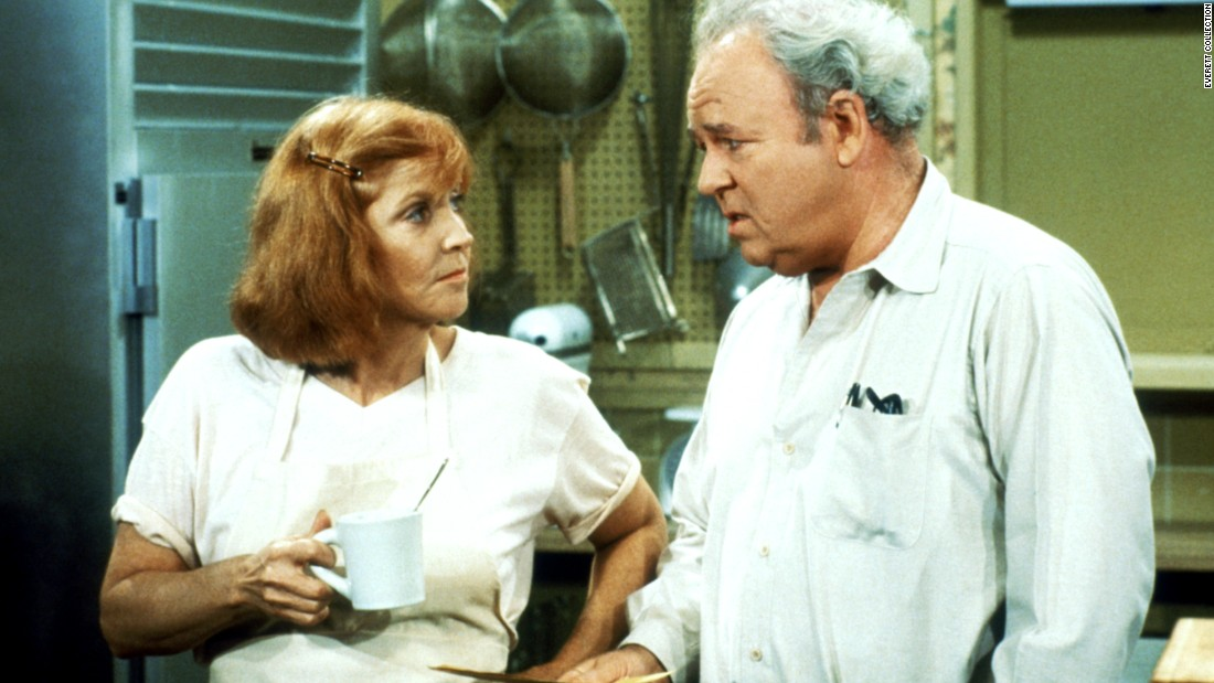 "Meara played the wisecracking cook in the ""All in the Family"" spinoff ""Archie Bunker's Place,"" which ran from 1979 to 1983."