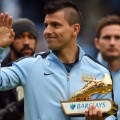 sergio aguero golden boot