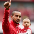 theo walcott child