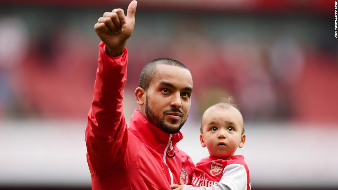 Theo Walcott scored a hat-trick as Arsenal confirmed third and a place in the Champions League group stage next season, beating West Brom 4-1.