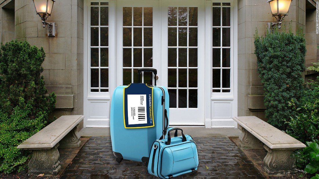 Luggage Forward offers a reliable and cost-effective door-to-door luggage delivery service that saves time, fees and customs hassles.