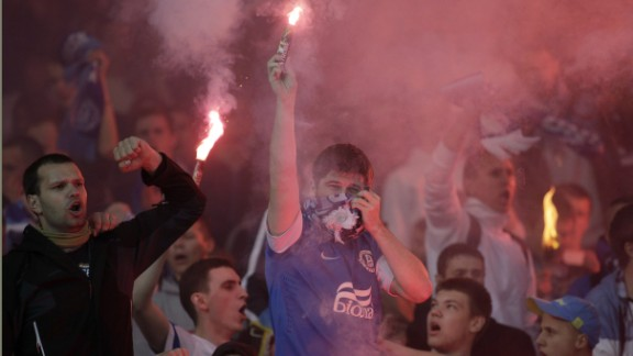 Dnipro's supporters will head to Warsaw for the final against Spanish side Sevilla with the Polish capital anticipating an enthralling contest.