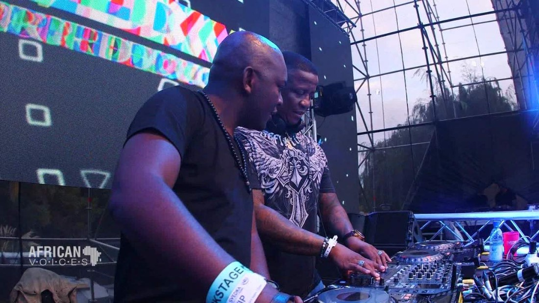 Euphonik is not shy to acknowledge his musical forebears either. The hit DJ has remixed Black Mambazo in the past, bringing their unique sound to a whole new generation.