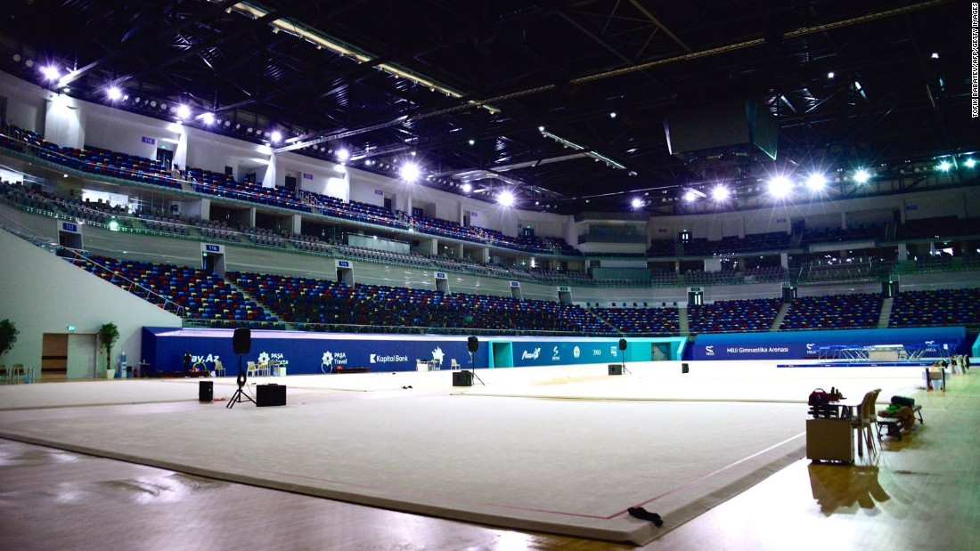 Gymnastics has also been a focus for Azerbaijan. Already a contender in rhythmic gymnastics, in recent years it has recruited a number of strong artistic athletes from other nations.