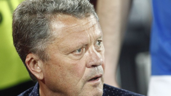 Myron Markevych has masterminded Dnipro's run to the final. His side began the season in the Champions League but was beaten in qualifying by Danish side FC Copenhagen. Now it stands on the brink of glory and history.