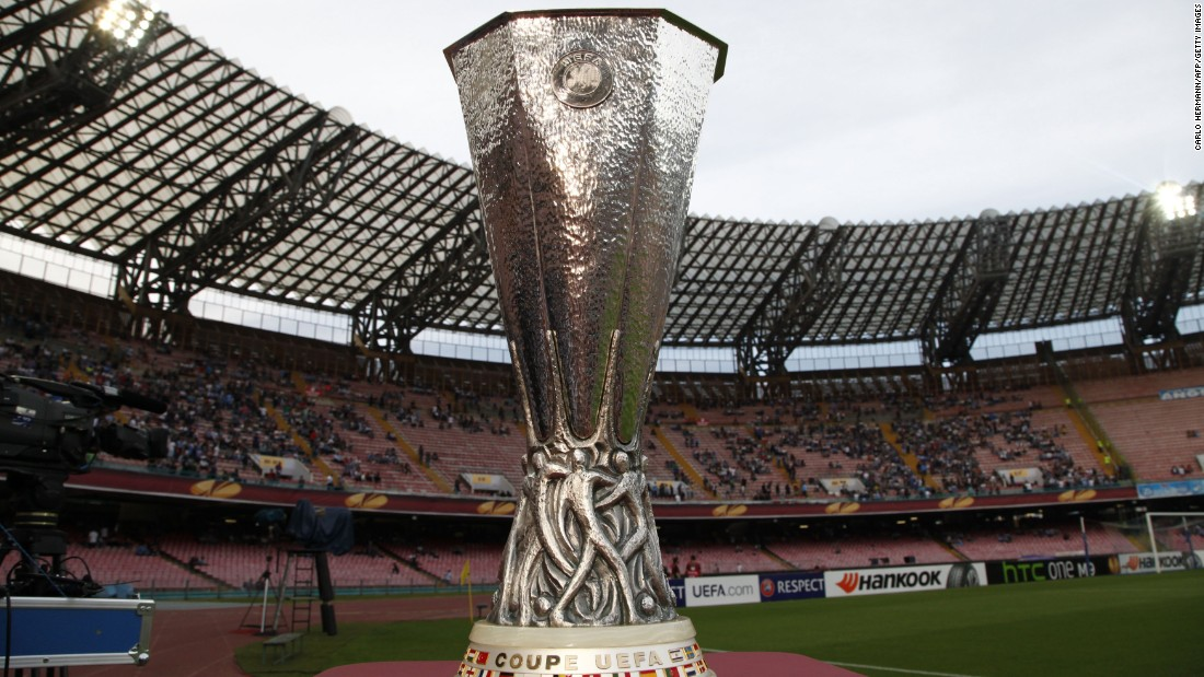 Only one Ukrainian team has ever won the Europa League -- Shakhtar Donetsk in 2009. Dnipro is aiming to become the second while Sevilla is chasing its fourth triumph in the competition.