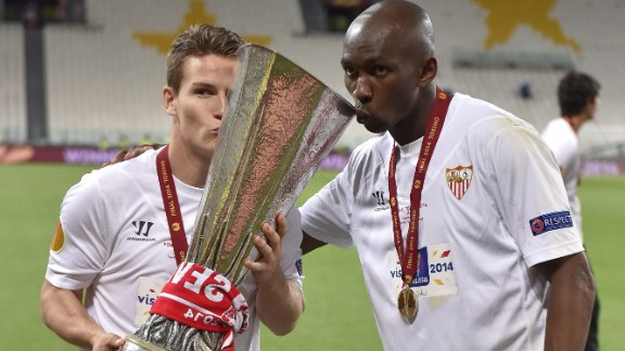 Sevilla won the Europa League last season for the third time after defeating Benfica 4-2 on penalties. The game had ended goalless before Sevilla prevailed. No team has won the competition four times.