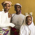 maiduguri -- women and families