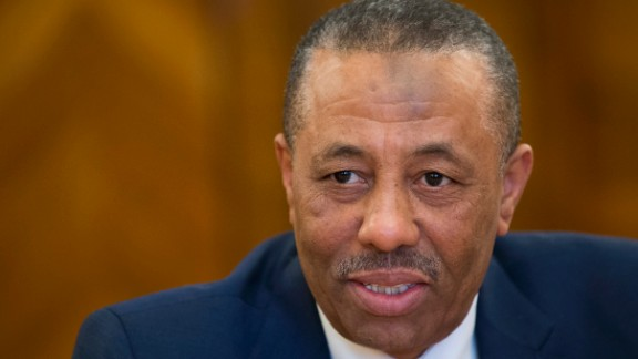 Libyan Prime Minister Abdullah al-Thinni survived an assassination attempt Tuesday, according to Libyan state media.