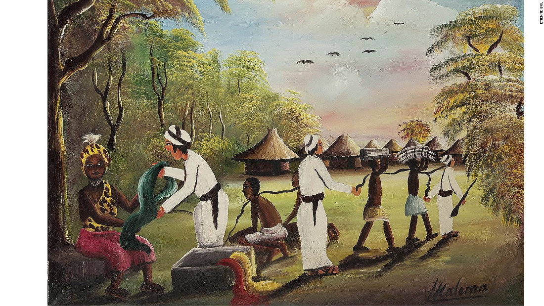Congo painting colonial brutality in the drc cnn this painting narrates the arrival of european explorers starting with the portuguese in 1487 sciox Images