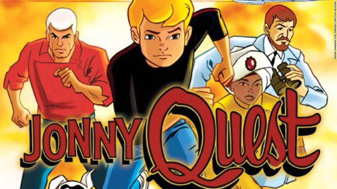 "<strong>Then: </strong>""Jonny Quest"" was much beloved to generations of TV viewers, thanks to many animated reboots since the 1960s (and the popular Adult Swim parody ""Venture Bros."").<strong> Now: </strong>Robert Rodriguez is set to direct a live-action movie."
