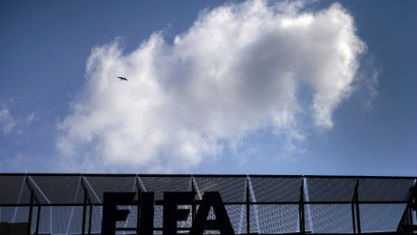 FIFA officials face corruption charges