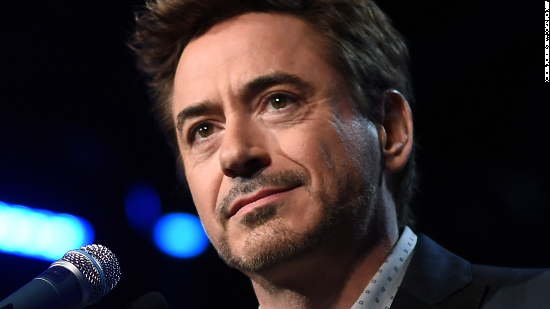 "With his boyish personality, it's hard to grasp that ""Iron Man"" star Robert Downey Jr. hit 50 on April 4."