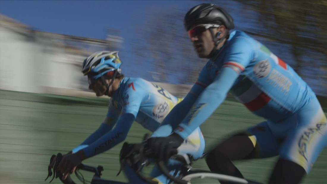 Kazakhstan's cycling team tries to overcome its past