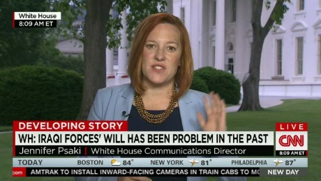 newday jennifer psaki white house iraq ramadi isis_00003724