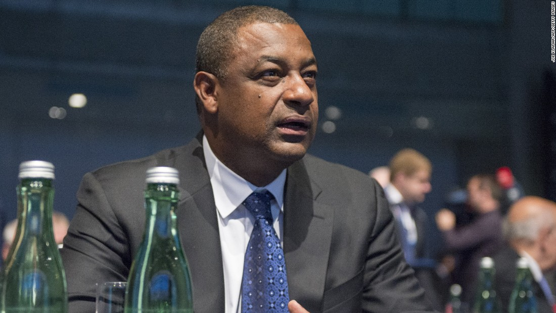 The 50-year-old Jeffrey Webb is a FIFA vice president and executive committee member, CONCACAF -- the North American regional body for the world governing body  -- president, Caribbean Football Union (CFU) executive committee member and Cayman Islands Football Association (CIFA) president.