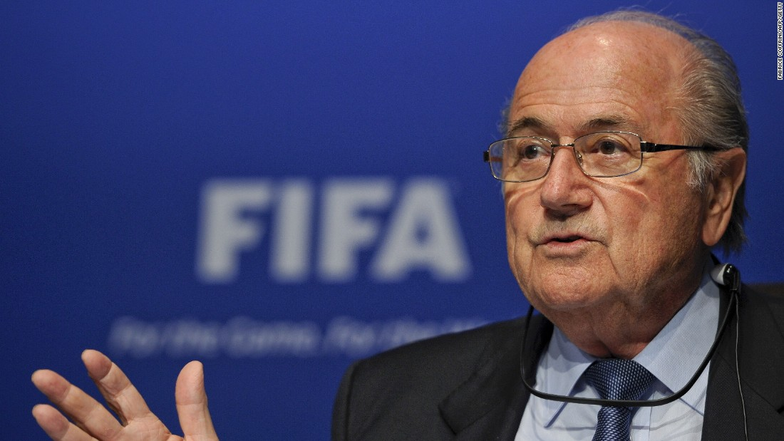 "The Council of Europe, a watchdog that oversees the European Court of Human Rights, <a href=""http://cnn.com/2012/04/24/sport/football/football-blatter-corruption-report/"">criticizes Blatter in a damning report into FIFA's handling of bribery allegations</a>. The report says it would be ""difficult to imagine"" that the FIFA president would have been unaware of ""significant sums"" paid to unnamed FIFA officials by sports marketing company International Sports and Leisure (ISL) in connection with lucrative contracts for World Cup television rights. However it makes no allegations that he had any involvement in corruption."
