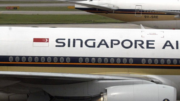 Singapore Airlines has an excellent safety record.
