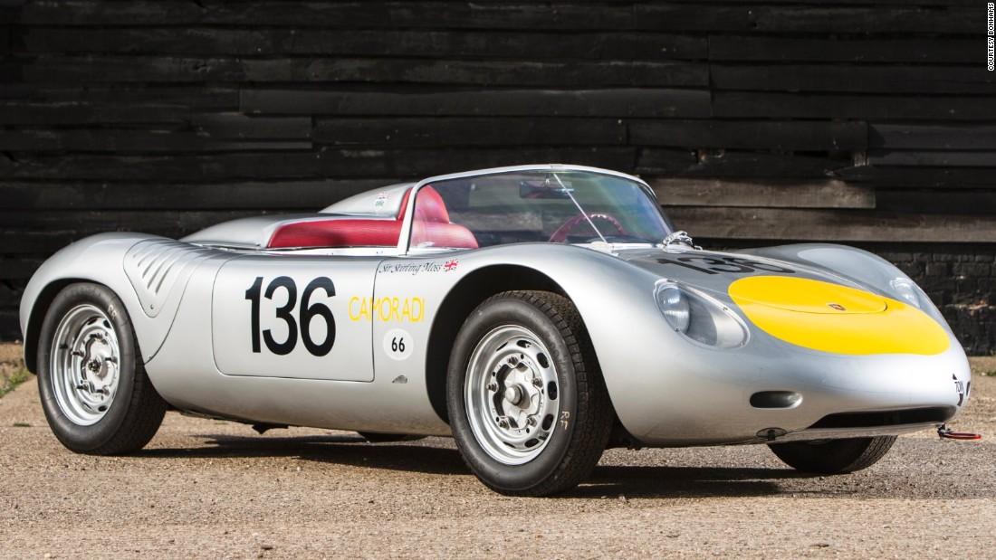 Goodwood 2015: Rare race cars fetch millions at auction - CNN Style