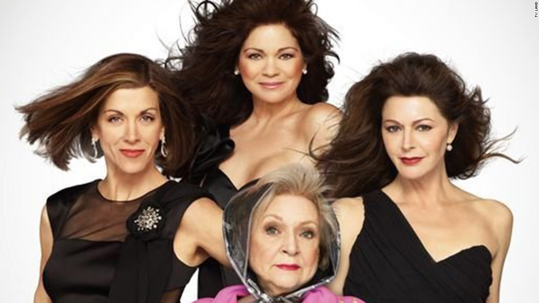 "The ""Hot in Cleveland"" series finale airs Wednesday at 10 p.m. on TV Land."