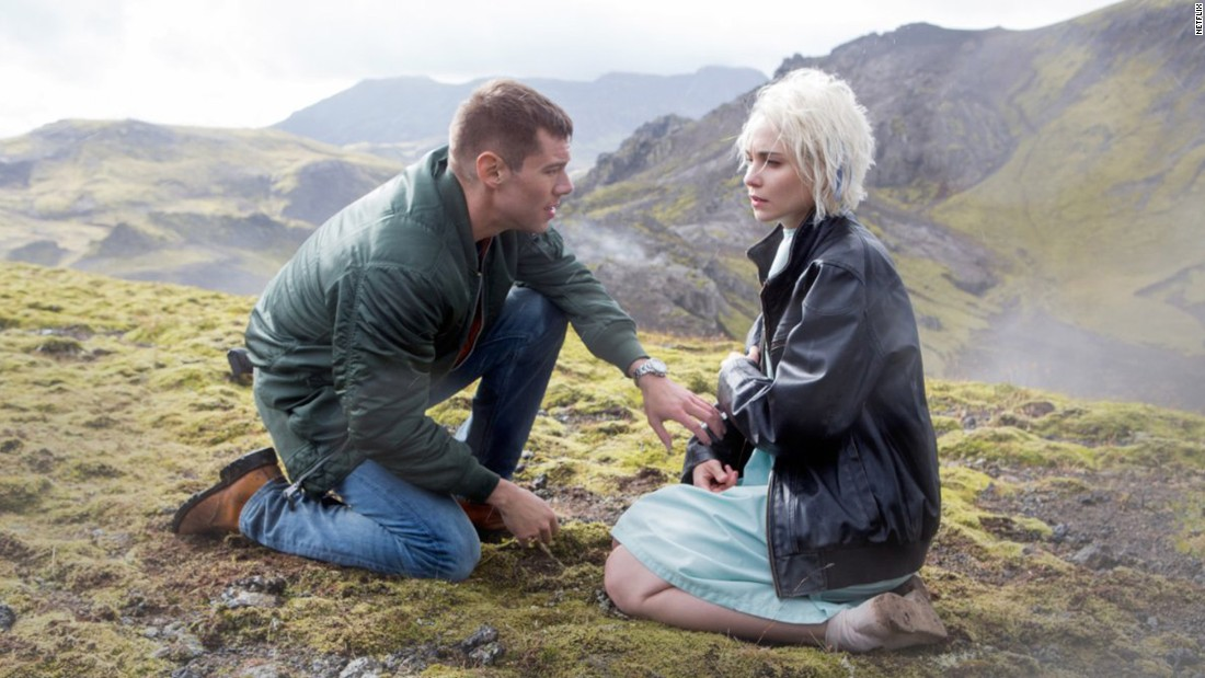 """Sense8"" Season 1 streams Friday on Netflix."