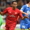 europa carlos bacca second goal celebration
