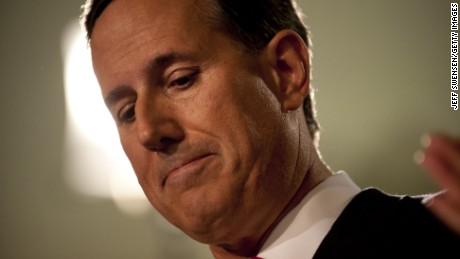 Santorum criminalize homosexuality statistics
