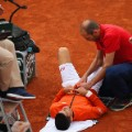 Djokovic medical