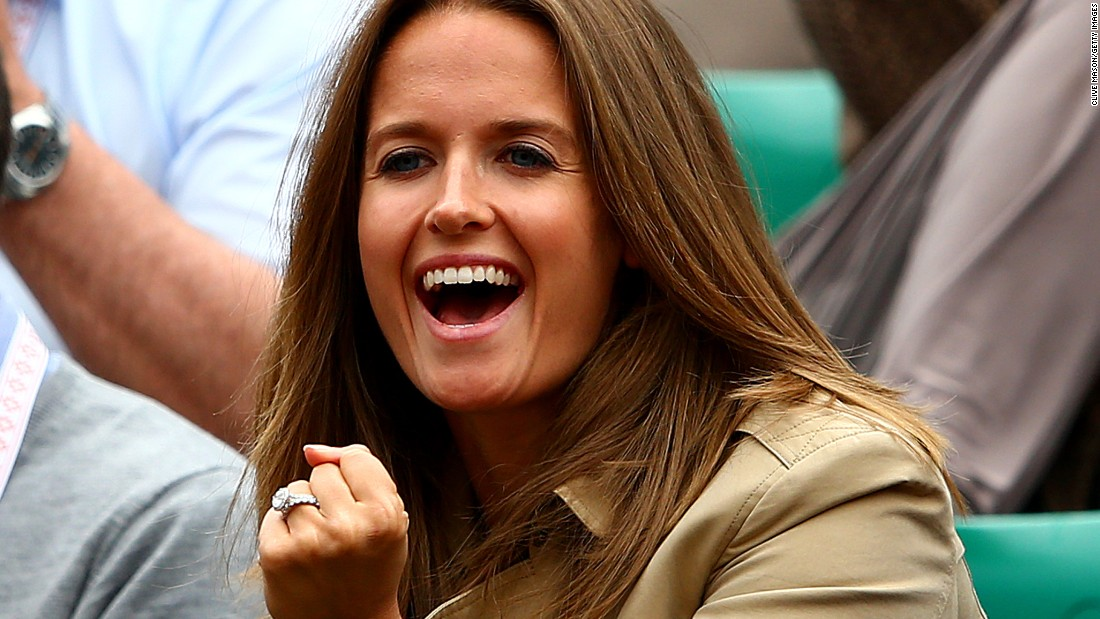 Murray is still undefeated since getting married to Kim Sears in April.