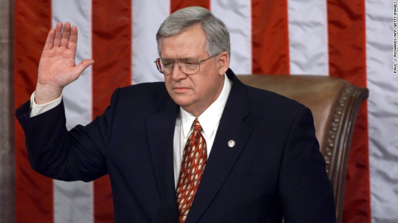Former House Speaker Indicted For Lying To The FBI