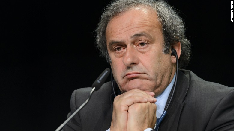 UEFA boss: I'm disappointed, disgusted, and fed up
