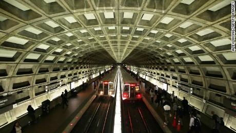 Washington Dc Metro System Fast Facts Cnn